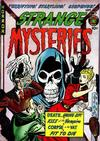 Cover for Strange Mysteries (Superior Publishers Limited, 1951 series) #7