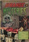 Cover for Strange Mysteries (Superior Publishers Limited, 1951 series) #9
