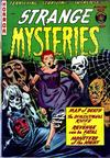 Cover for Strange Mysteries (Superior Publishers Limited, 1951 series) #10