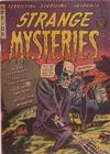 Cover for Strange Mysteries (Superior Publishers Limited, 1951 series) #11
