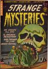 Cover for Strange Mysteries (Superior Publishers Limited, 1951 series) #12