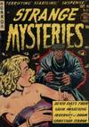 Cover for Strange Mysteries (Superior Publishers Limited, 1951 series) #13