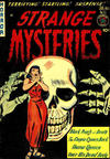 Cover for Strange Mysteries (Superior Publishers Limited, 1951 series) #15