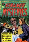 Cover for Strange Mysteries (Superior Publishers Limited, 1951 series) #18