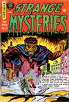 Cover for Strange Mysteries (Superior Publishers Limited, 1951 series) #21