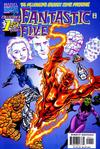 Cover for Fantastic Five (Marvel, 1999 series) #1