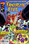 Cover Thumbnail for Fantastic Five (1999 series) #2 [Regular Edition]