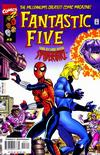 Cover for Fantastic Five (Marvel, 1999 series) #3