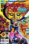 Cover for Fantastic Five (Marvel, 1999 series) #4