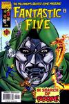 Cover for Fantastic Five (Marvel, 1999 series) #5