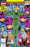 Cover for The New Mutants Annual (Marvel, 1984 series) #6