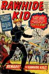 Cover for The Rawhide Kid (Marvel, 1960 series) #17