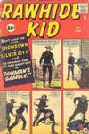 Cover for The Rawhide Kid (Marvel, 1960 series) #24
