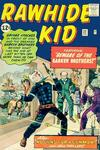 Cover for The Rawhide Kid (Marvel, 1960 series) #32