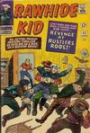 Cover for The Rawhide Kid (Marvel, 1960 series) #52