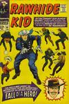 Cover for The Rawhide Kid (Marvel, 1960 series) #56