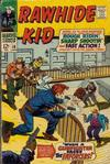Cover for The Rawhide Kid (Marvel, 1960 series) #58