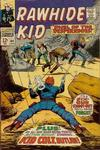 Cover for The Rawhide Kid (Marvel, 1960 series) #64