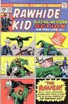 Cover for The Rawhide Kid (Marvel, 1960 series) #125