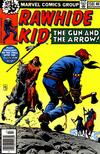 Cover for The Rawhide Kid (Marvel, 1960 series) #150