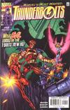 Cover for Thunderbolts (Marvel, 1997 series) #33