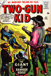 Cover for Two Gun Kid (Marvel, 1953 series) #42
