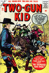 Cover for Two Gun Kid (Marvel, 1953 series) #46