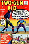 Cover for Two Gun Kid (Marvel, 1953 series) #52