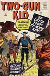 Cover for Two Gun Kid (Marvel, 1953 series) #54