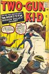 Cover for Two Gun Kid (Marvel, 1953 series) #58