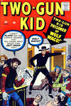 Cover for Two Gun Kid (Marvel, 1953 series) #59
