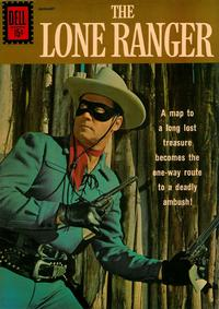 Cover Thumbnail for The Lone Ranger (Dell, 1948 series) #143