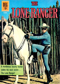 Cover Thumbnail for The Lone Ranger (Dell, 1948 series) #144