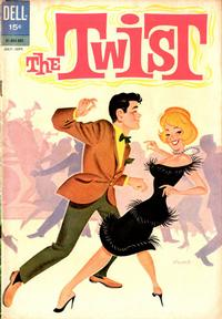 Cover Thumbnail for The Twist (Dell, 1962 series)