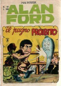Cover Thumbnail for Alan Ford (Editoriale Corno, 1969 series) #97