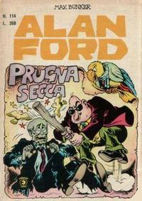 Cover Thumbnail for Alan Ford (Editoriale Corno, 1969 series) #114