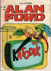 Cover Thumbnail for Alan Ford (Editoriale Corno, 1969 series) #120