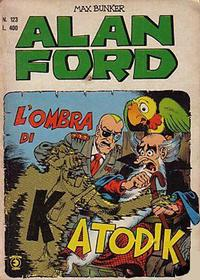 Cover Thumbnail for Alan Ford (Editoriale Corno, 1969 series) #123