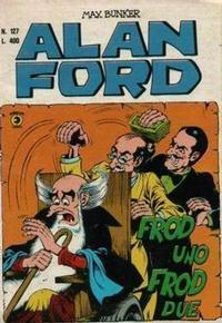 Cover Thumbnail for Alan Ford (Editoriale Corno, 1969 series) #127