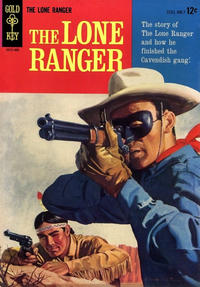 Cover Thumbnail for The Lone Ranger (Western, 1964 series) #1