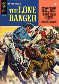 Cover Thumbnail for The Lone Ranger (Western, 1964 series) #2