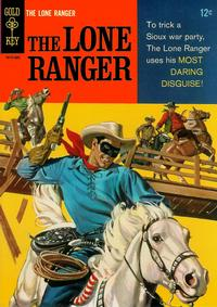 Cover Thumbnail for The Lone Ranger (Western, 1964 series) #3