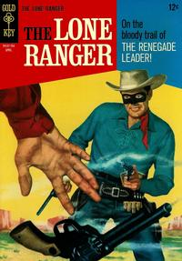 Cover Thumbnail for The Lone Ranger (Western, 1964 series) #6