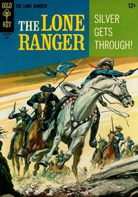 Cover Thumbnail for The Lone Ranger (Western, 1964 series) #7