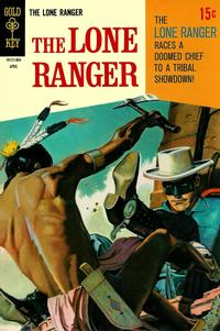 Cover Thumbnail for The Lone Ranger (Western, 1964 series) #14