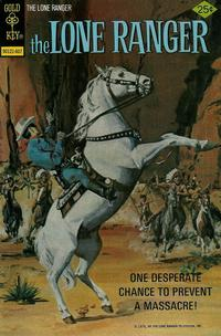 Cover Thumbnail for The Lone Ranger (Western, 1964 series) #25