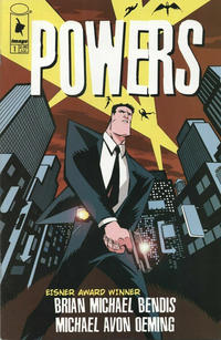 Cover for Powers (Image, 2000 series) #1
