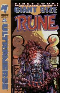 Cover Thumbnail for Giant Size Rune (Malibu, 1995 series) #1