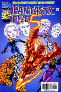 Cover Thumbnail for Fantastic Five (Marvel, 1999 series) #1
