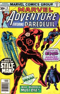 Cover Thumbnail for Marvel Adventure (Marvel, 1976 series) #6